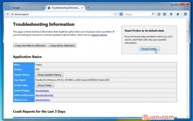 Ảnh mô phỏngGỡ bỏ hoàn toàn WebSearch Toolbar và WebSearch.com - Reset-Firefox-button