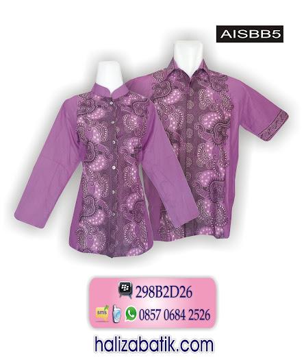 AISBB5 Baju Grosir, Busana Batik, Model Busana, AISBB5