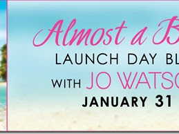 New Release: Almost a Bride (Destination Love #2) by Jo Watson + Teaser, Excerpt, and GIVEAWAY