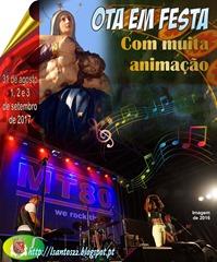 Ota Festa - Com mt aminacao - 2017