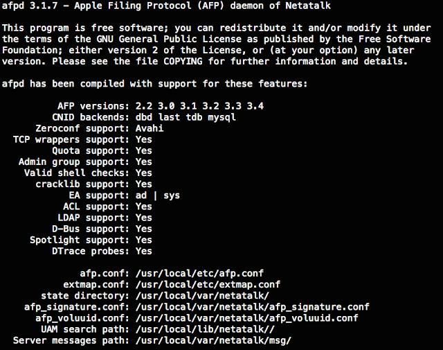 มาทำ Time Capsule บน Ubuntu 14 04 2 เล่นกัน « Thai Open Source