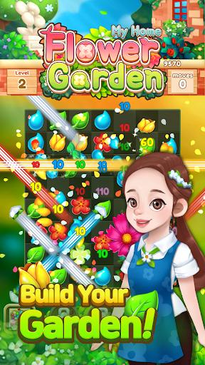My Home Flower Garden screenshot 1