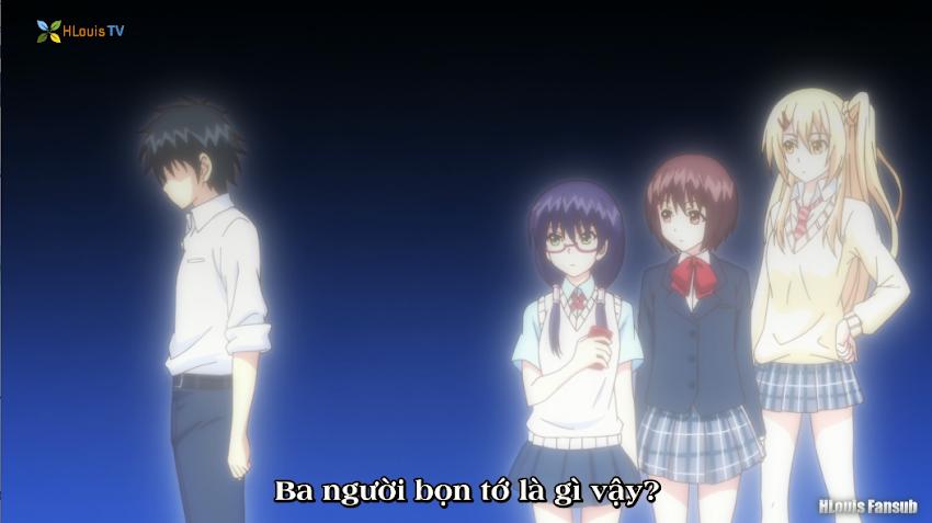 [HLouis Anime] 100-man no Inochi no Ue ni Ore wa Tatte Iru [Update tập 8]