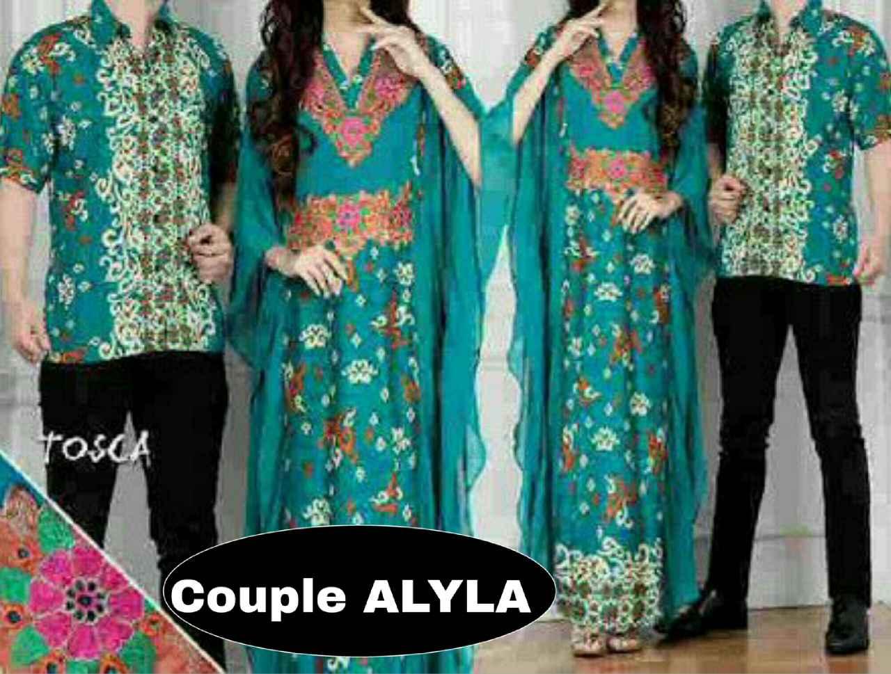 COUPLE ALYLA BAJU COUPLE MURAH