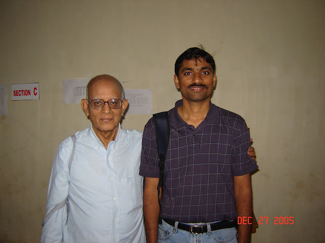 R.Krishnaswamy and Sriram