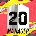 FUT 20 MANAGER icon