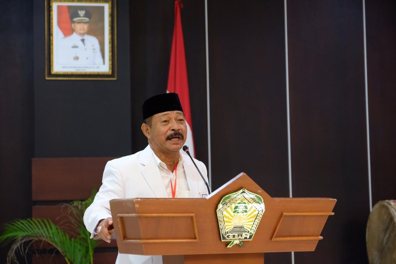 Abdul Rauf Malaganni Terpilih Ketua PMI Kabupaten Gowa