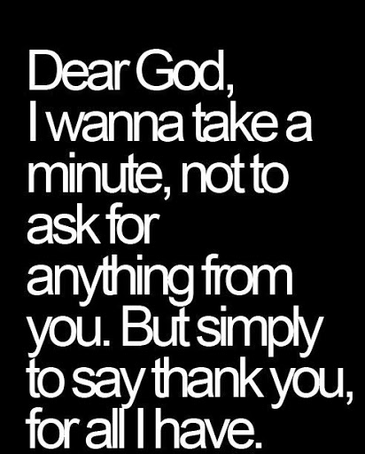 Awesome Thank You God For Everything Quotes Mesgulsinyali