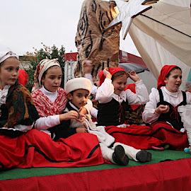 Cabalgata de Reyes de Montijo