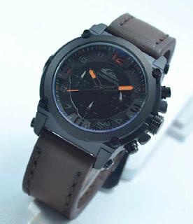 jam tangan Quiksilver chrono aktif