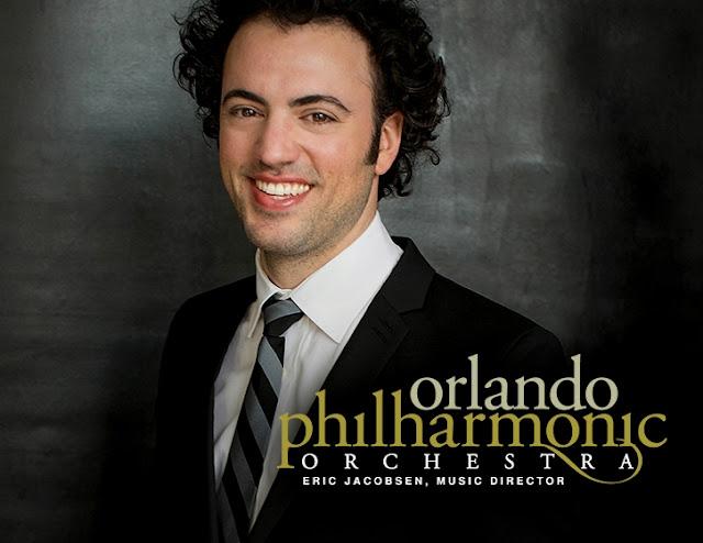 Maestro ERIC JACOBSEN's Debut with Orlando Philharmonic