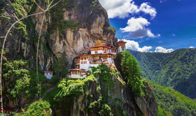 10 DESTINASI EKSOTIS DI BHUTAN, NEGARA YANG PENUH DENGAN SPOT WISATA