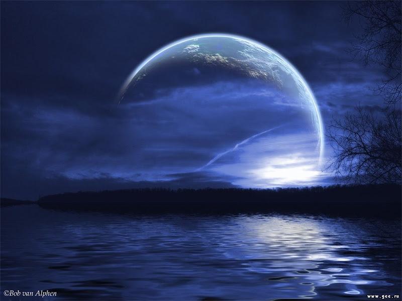 Magick Landscape Of Deep 5, Magical Landscapes 4