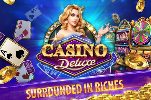 Casino Deluxe Vegas - Slots, Poker & Card Games 1.8.0 DreamHackers 6