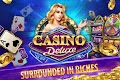 screenshot of Casino Deluxe Vegas - Slots, Poker & Card Games