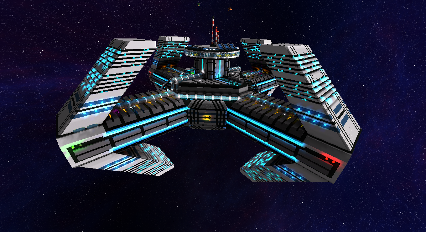 space ship on starmade - photo #18