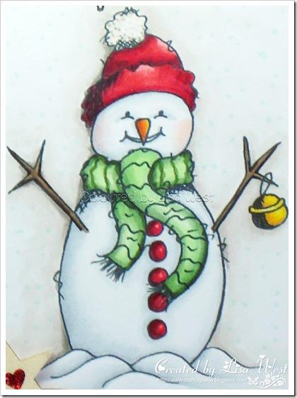 Snowman Bell (1)