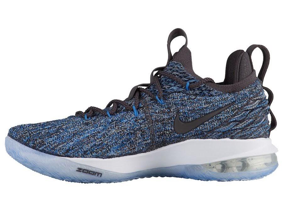 ... Signal Blue Nike LeBron 15 Low Drops on June 30th ... 257ac7b71f33