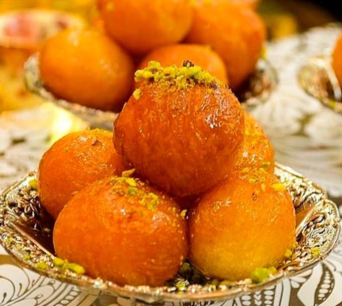 Luqaimat/ Arabic Sweet Dumplings/ Emaratis Delicacy Recipe | Breakfast Care | Healthy Breakfast