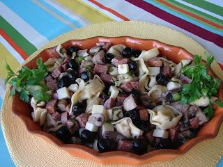 Quick Summer Tortellini Salad Recipe
