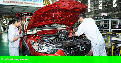 """Hình 1: """"Đánh"""" thuế tiêu thụ đặc biệt ô tô ngoại, bảo vệ doanh nghiệp lắp ráp"""