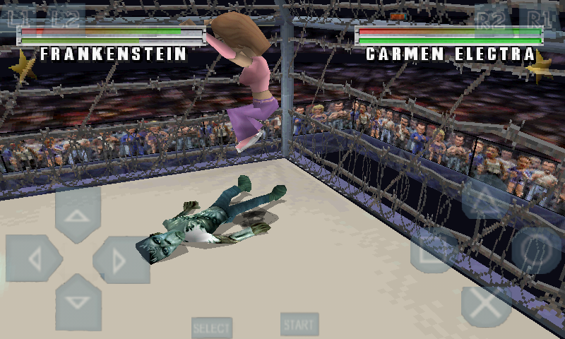 Download MTV Celebrity Deathmatch PS1