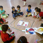 Show and Tell Activity (Playgroup) 16-10-14