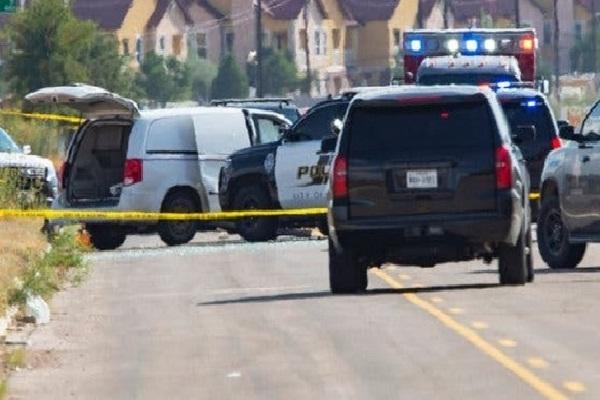 टेक्सास में बंदूकधारी की अंधाधुंध फायरिंग में 5 की मौत, 21 लोग घायल