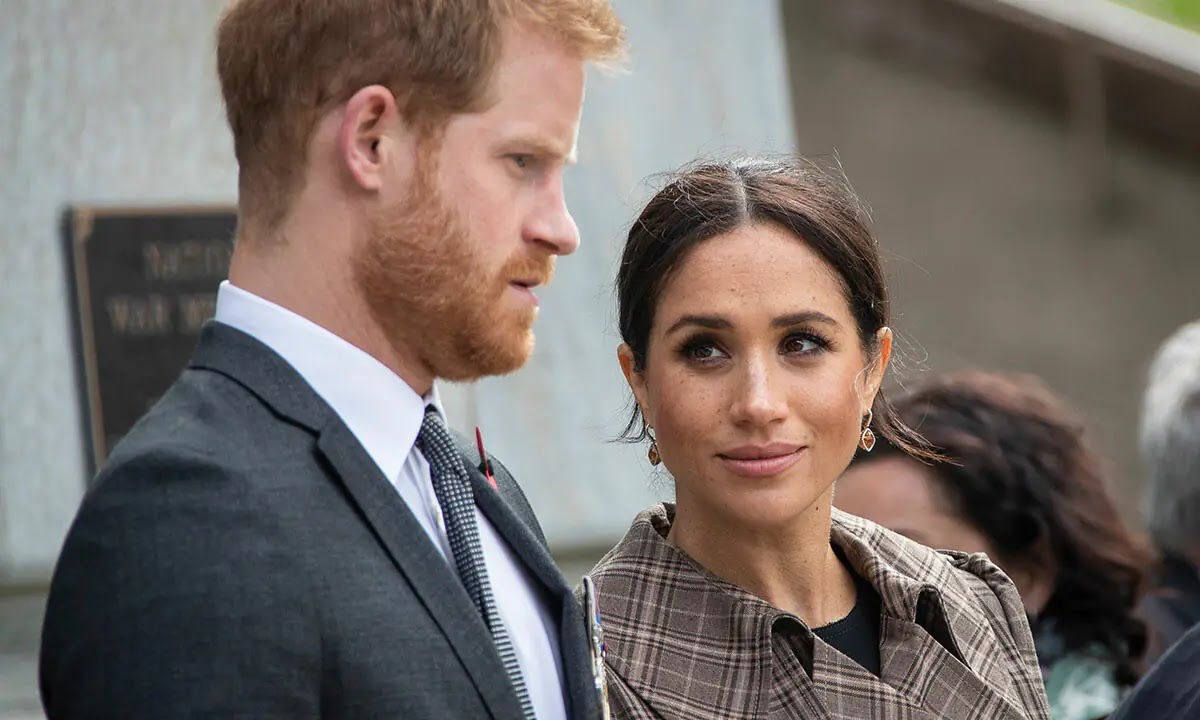 Prince Harry and Meghan Markle left 'speechless' and 'heartbroken' by crises in Haiti and Afghanistan