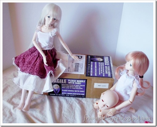 New Arrival: A Mystic Kids Doll Review