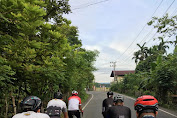 RBA Gowes Pidie - Tangse, Jarak Tempuh 46 KM