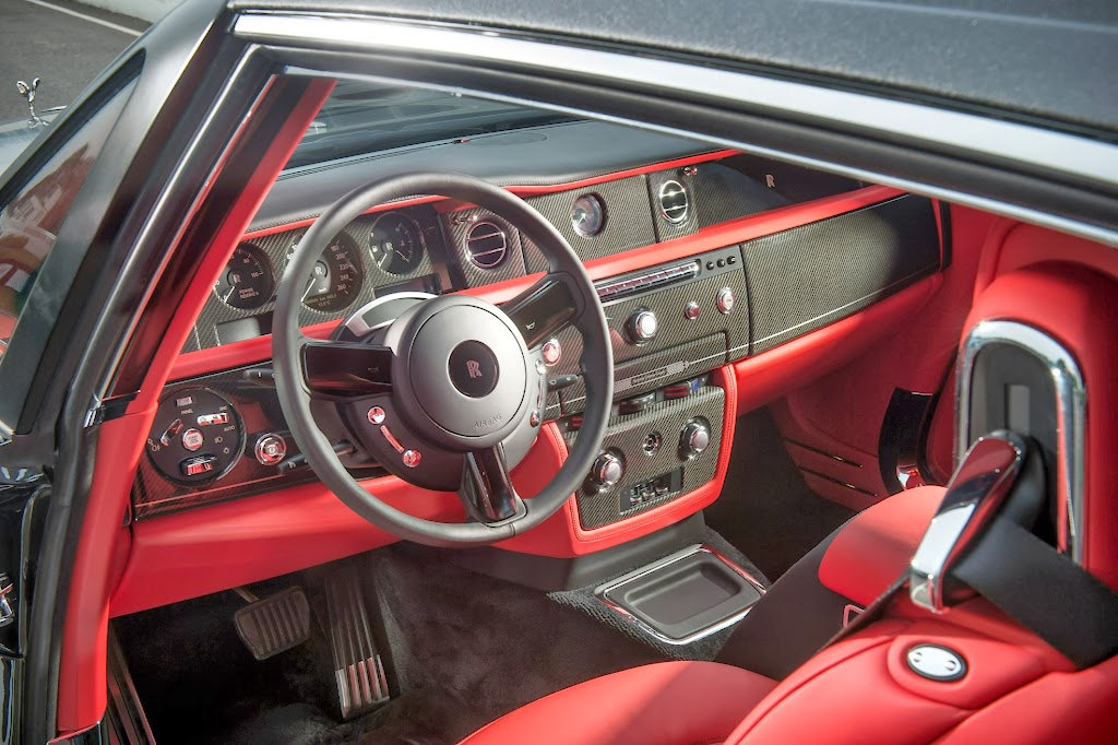 Rolls Royce Chicane Coupe Interior