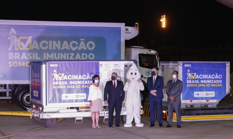 BRASIL JÁ VACINOU 439 MIL PESSOAS CONTRA O NOVO CORONAVÍRUS