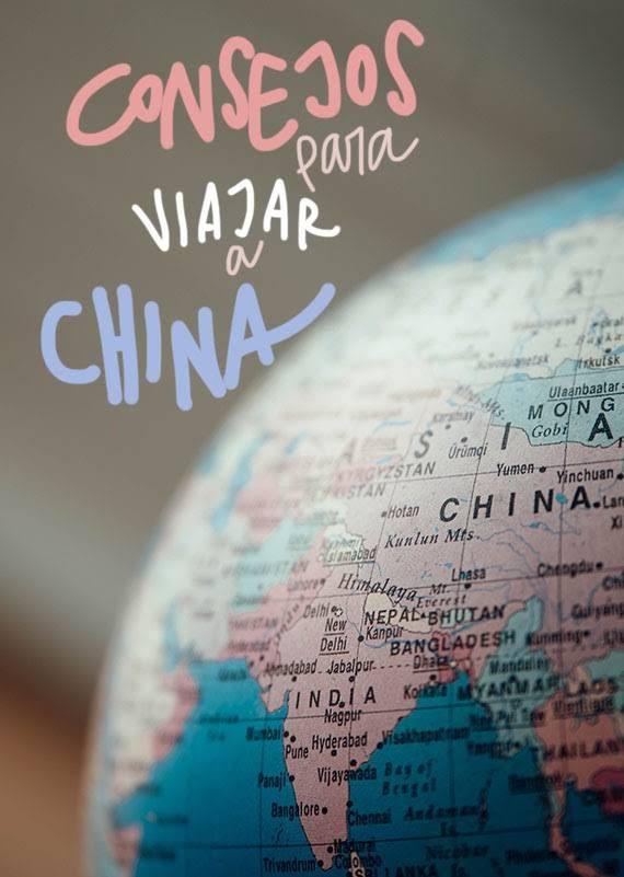 consejos viajar a china