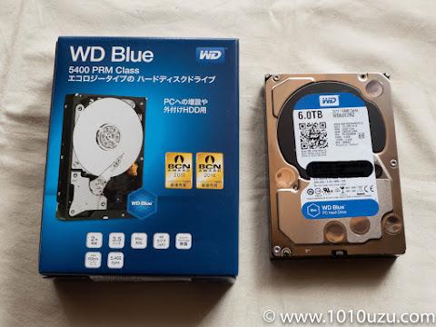 WD Blue 6TB WD60EZRZ-RT