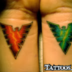 re green jean grey xmen - tattoos for men