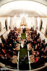 Foto 1347. Marcadores: 29/10/2010, Capela Santa Ignez, Casamento Fabiana e Guilherme, Igreja, Rio de Janeiro