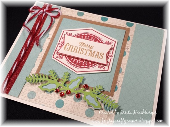 Framed_Aug SOTM_Christmas_fundamentals_card_cu