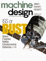 Machine Design 12/2013 edition cover