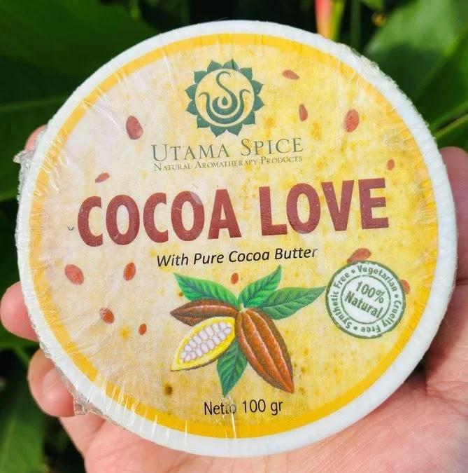 Utama Spice Cocoa Love Body Butter