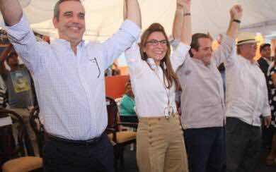 Resultados convención PRM reflejan la fuerza del liderazgo de Abinader y Mejía