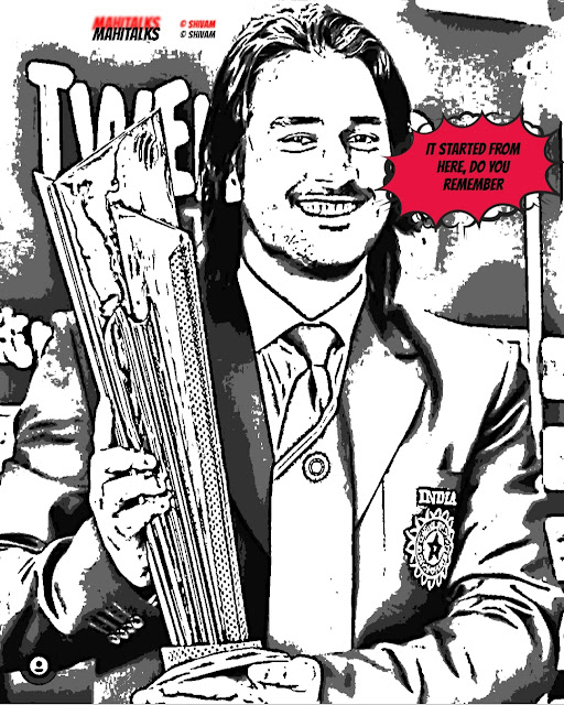 Cup, Ipl, CSK, Ranchi, Indian Captain, Indian Skipper, Indian Cricketer, Captain Cool, Vintage Mahi, Comics, Visual Graphics