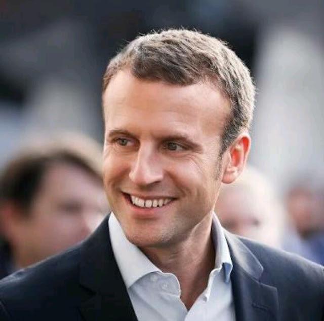Macron, French President