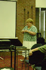 Jann Armantrout, Life Issues Coordinator of Rochester Diocese