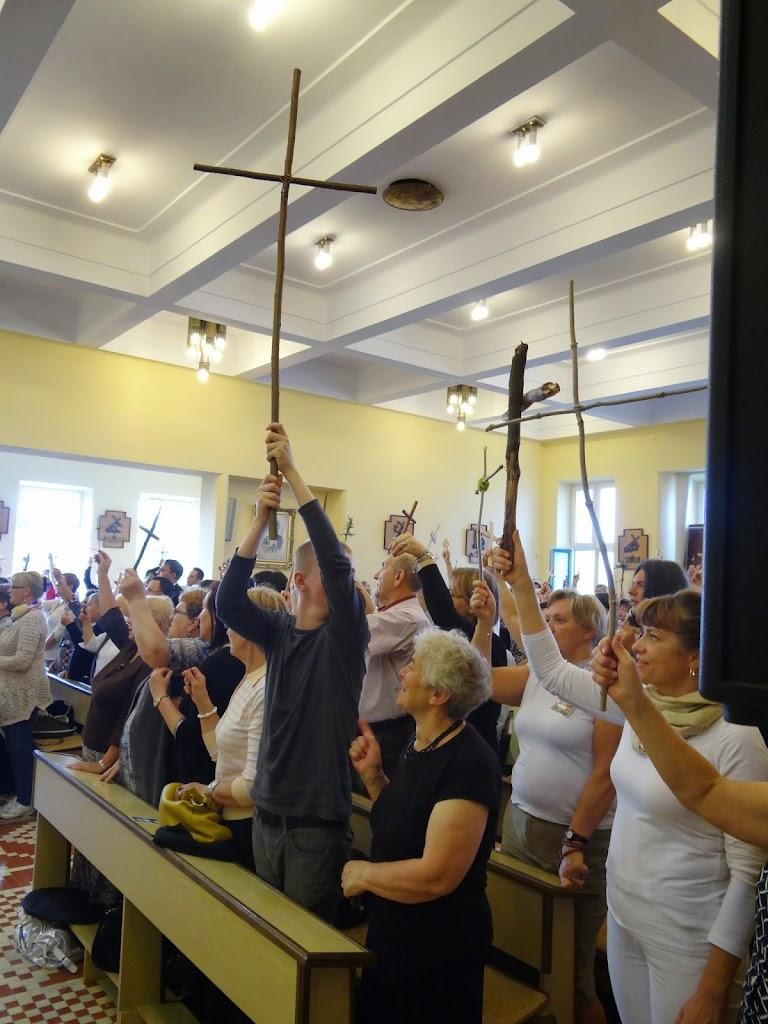2014 Rekolekcje - Podwyższenie Krzyża Świętego w Częstochowie - DSC07466.JPG