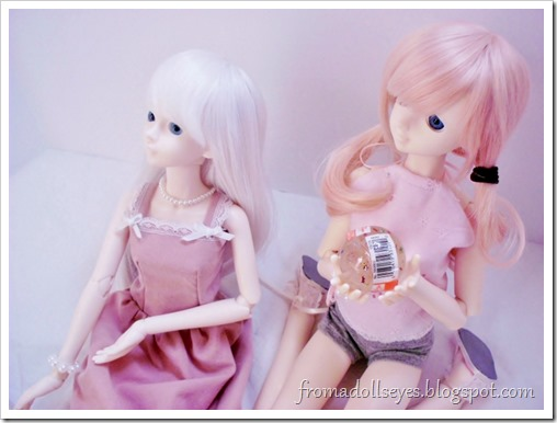 """Finding Doll Props: At The Party Store? """"Are you sure you don't want to play with it?"""""""