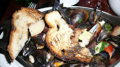 Photo: Moules at Goat Town