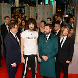 OIC - ENTSIMAGES.COM - Kasabian at the EE British Academy Film Awards (BAFTAS) in London 8th February 2015 Photo Mobis Photos/OIC 0203 174 1069