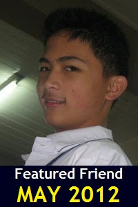 Featured Friend of May 2012