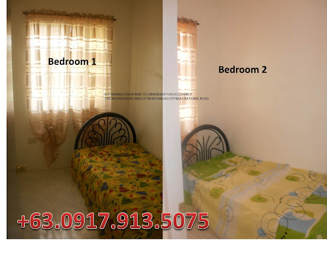 Affordable Rowhouse Rent To Own House And Lot In Batangas